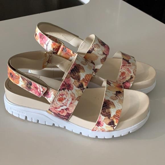 Cole Haan Zerogrand platform sandals